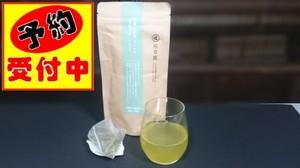 新茶予約用 深蒸し茶ブレンド 緑茶ティーバッグ 5g×15ヶ入