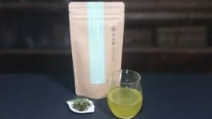 通常注文用 八十八夜深蒸し緑茶 茶園NO,4 「優遊 (ゆうゆう)」100g