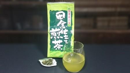 茶農家の味 田舎仕立て煎茶 「団欒 (だんらん)」250g