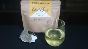 玄米茶ティーバッグ 2g×15ヶ入
